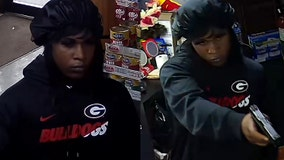 Rome police working to identify convenience store armed robbery suspect
