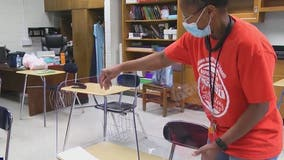 Clayton County Schools implement COVID-19 safety measures as students return to the classroom