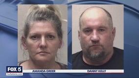 Coweta County couple indicted on 30-counts of burglary