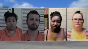 Four charged for trying to set fire to Georgia restaurant