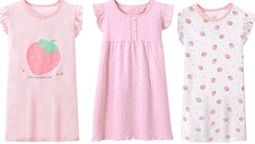Auranso children's nightgowns recalled due to 'risk of burn injuries'