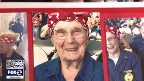 One of the original 'Rosies' is gone; California woman dies at 99