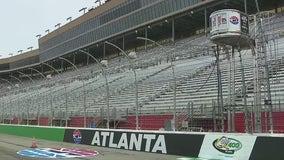 Racing revs up the summer heat at Atlanta Motor Speedway