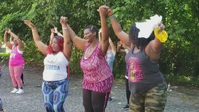 Sandy Springs Zumba class creates community for women