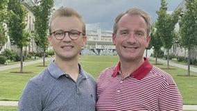 State senator donates kidney to his son