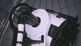 Stargazing at the North Georgia Astronomical Observatory
