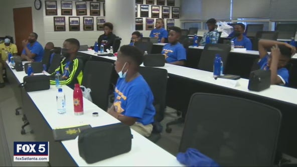 DeKalb County Sheriff's Office celebrates graduation for young men's camp