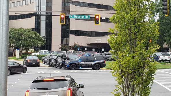 Armed patient leads to heavy police activity at Emory Decatur Hospital