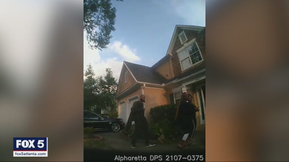 Police body cam released after Alpharetta family announced plans to sue
