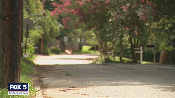 Man recounts being held up at gunpoint in his Morningside neigbhorhood
