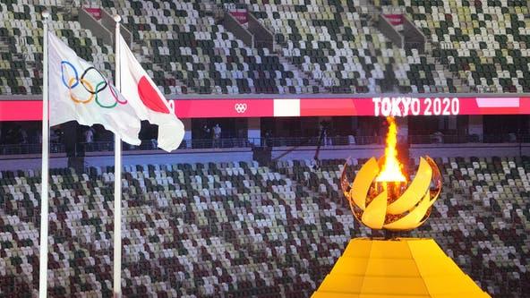 Tokyo Olympics: Opening ceremony in empty stadium kicks off delayed Games