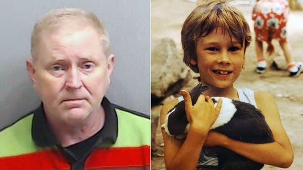 Police: Sex offender arrested for 1988 murder of 8-year-old Roswell boy