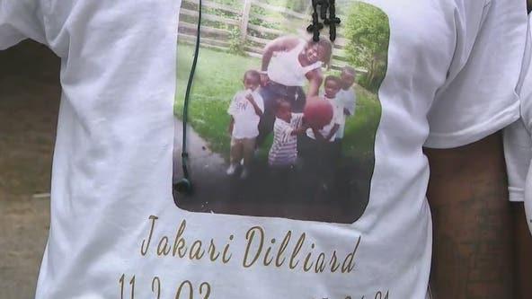 Family of teen killed at Atlanta pool asks teens to 'put the guns down' during vigil