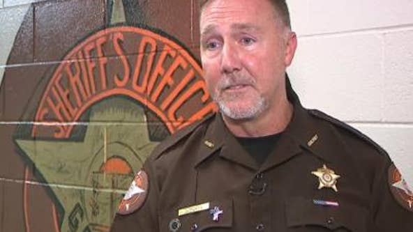 'They're stirring up stuff': Ga. sheriff says organization targeting his religious expression