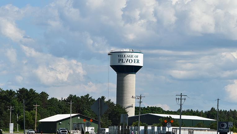 PLOVER WATERTOWER OOPS