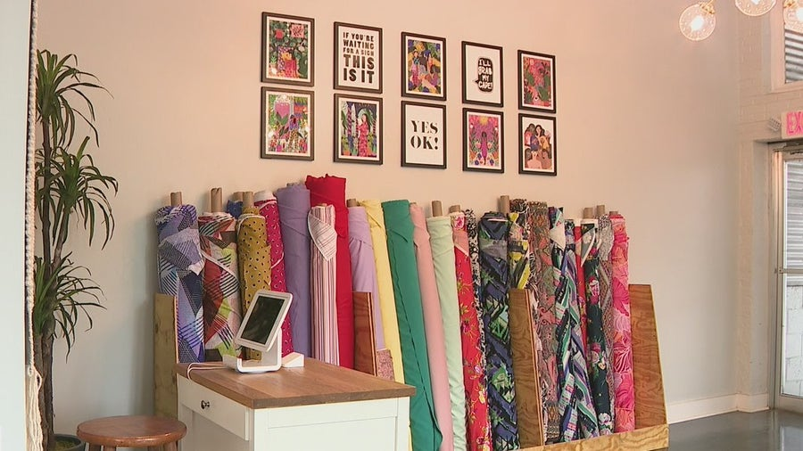 New fabric store and creative space opening near Ponce City Market