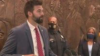Atlanta COO Jon Keen explains why park cameras were down during murder