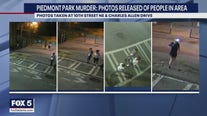 Police release photos of possible witnesses to Piedmont Park murder