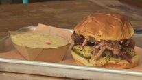 North Canton's Four 41 South BBQ serves up a burger you need to try