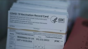 FTC: Don't buy fake COVID-19 vaccination cards