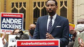 Atlanta mayoral candidate outlines four-point plan to fight crime