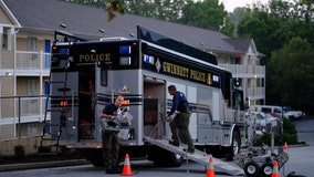 Suspect arrested in SWAT situation at Gwinnett County motel