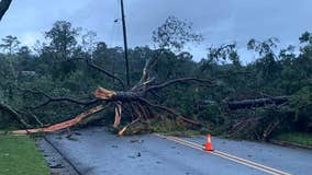 Fred brings damage, flooding to north Georgia