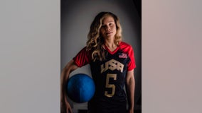 Blind UGA grad leads the scoring in Paralympic Goalball for USA