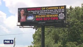 $10,000 reward offered in 25-year-old woman's highway killing