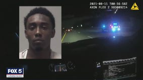 Wanted suspects lead Coweta County deputies on high-speed chase
