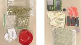 Traffic stop sparks drug investigation in Acworth, police said