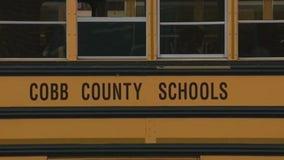Cobb County Schools announces $1,200 retention bonuses for bus drivers
