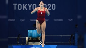 Canada's Pamela Ware vows to persevere after failed Olympics dive: 'I'm not going anywhere'