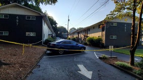 Police investigate deadly shooting at apartments in Candler Park