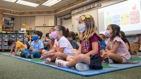 Majority of Americans support school mask, vaccine mandates, poll finds