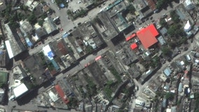 Haiti earthquake devastation captured in before-and-after satellite images