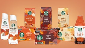 Starbucks builds on its pumpkin spice portfolio with new grocery items
