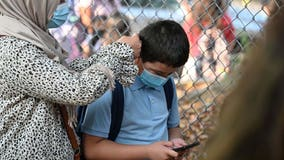 5 Republican-run states under federal investigation for banning masks in schools