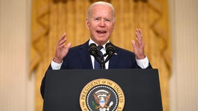'We will hunt you down and make you pay' Biden says after Kabul airport suicide attacks