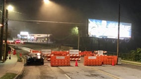 'At best is one year': Atlanta officials give initial timeline for Cheshire Bridge rebuild