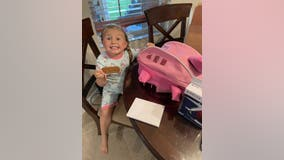 3-year-old girl named Delta gets special gift from Delta Air Lines