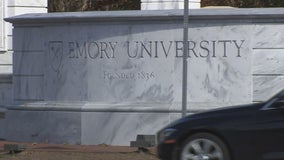 Former Emory employee charged in racist graffiti investigation