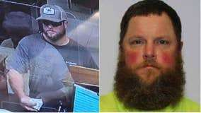 SC man wanted for robbing two Georgia banks arrested in Tennessee