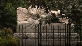 Atlanta to remove Confederate memorial at Oakland Cemetery