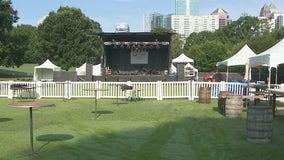 Atlanta Dogwood Festival returns to Piedmont Park