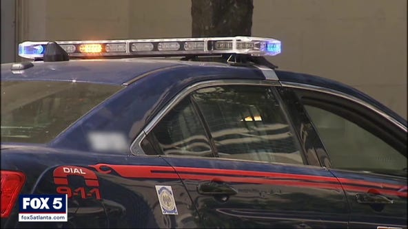 Weapons, stolen law enforcement gear stolen from Atlanta police officer's personal vehicle