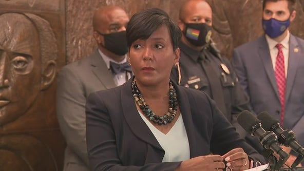 Atlanta tackling two health crises: COVID-19 and crime