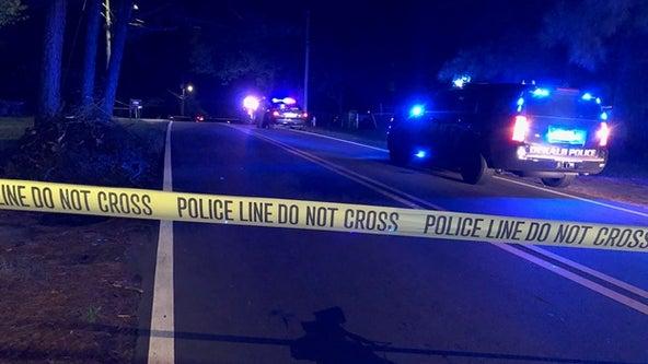 Man shot, woman hit with gun at DeKalb County home, police say