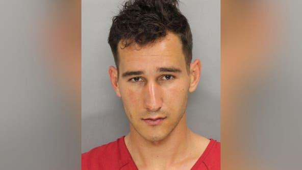 Photo of man suspected of stabbing Pentagon officer before shooting himself released