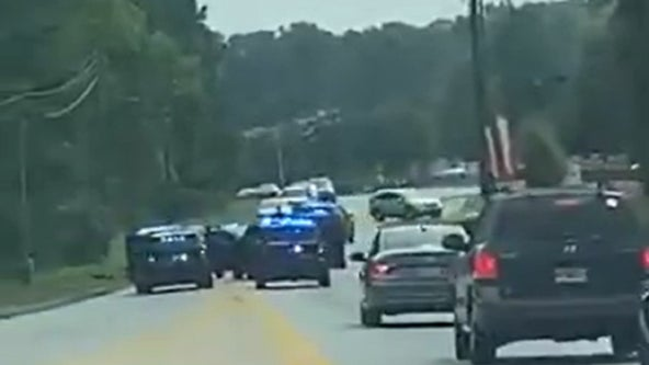 GBI investigating officer-involved shooting in Powder Springs
